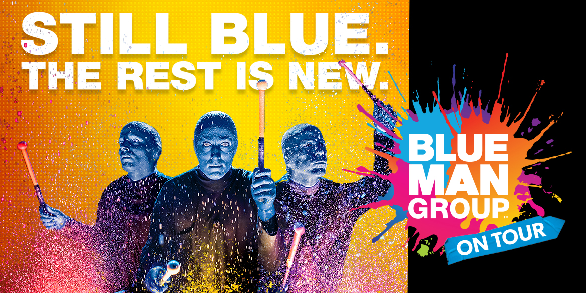 Blue Man Group - March 14, 2022