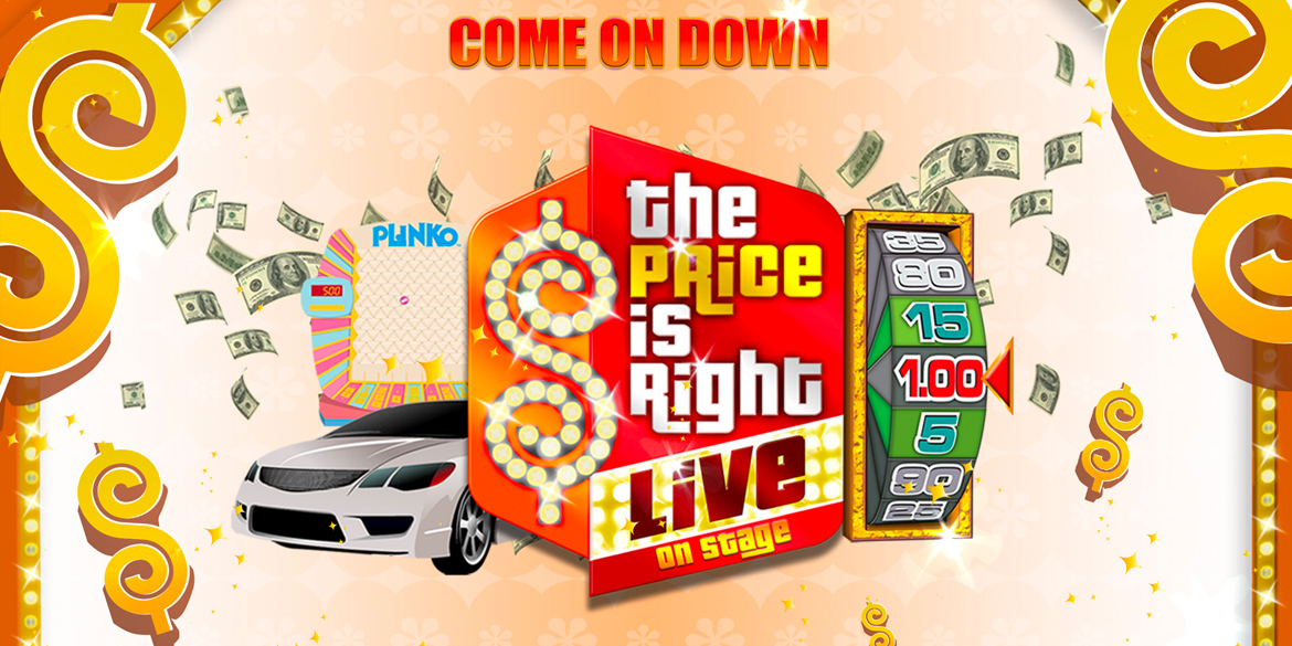 The Price is Right - March 31, 2022