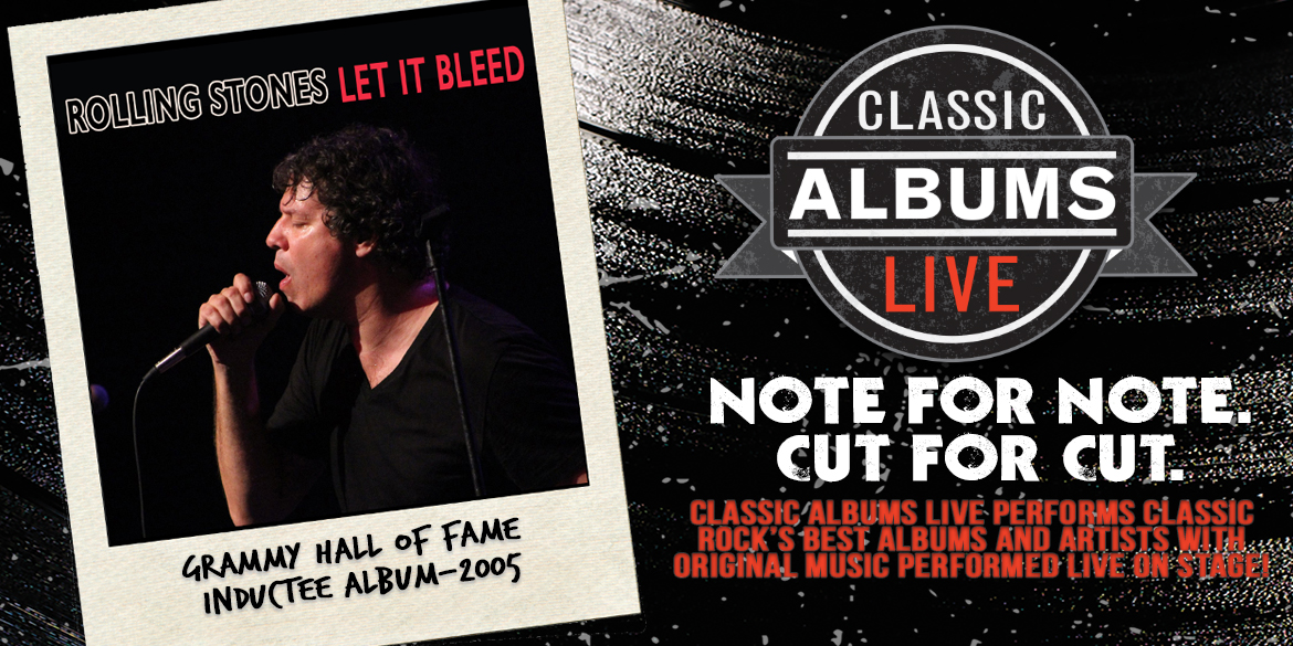 Classic Albums Live Rolling Stones Let it Bleed - December 17, 2021