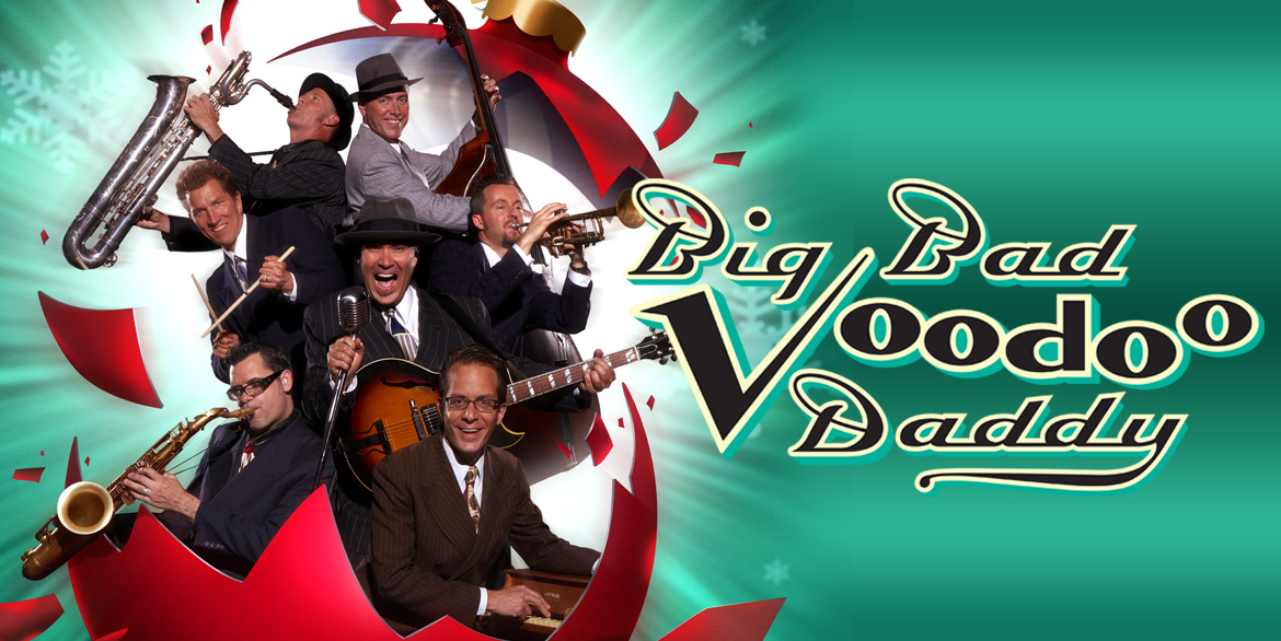 Big Bad Voodoo Daddy Holiday Tour - December 11, 2021