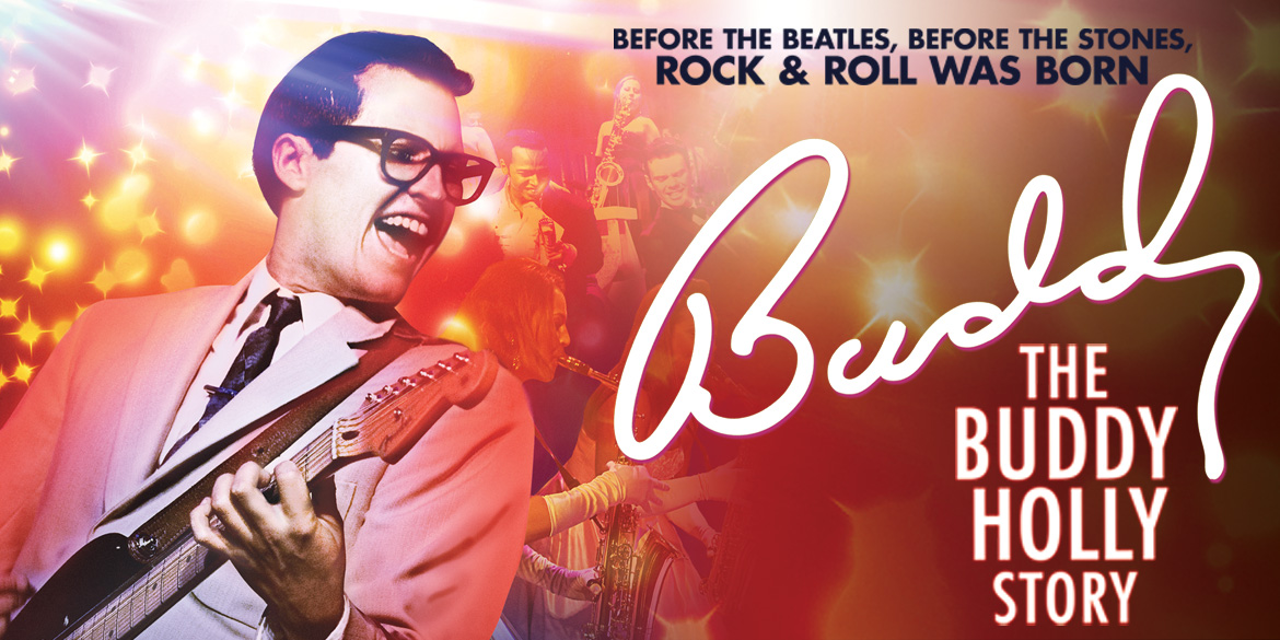 Buddy: The Buddy Holly Story - December 8, 2021