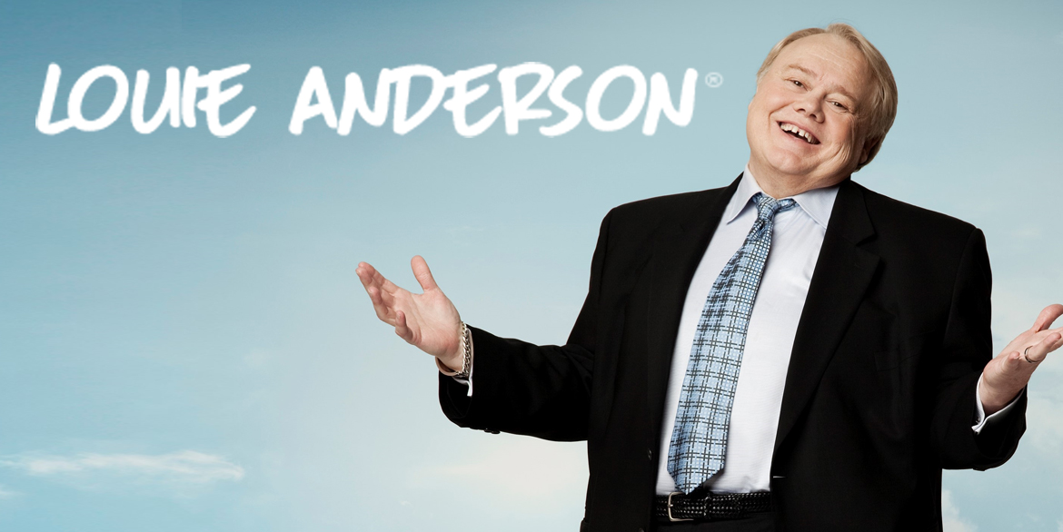 Louie Anderson - January 21, 2022