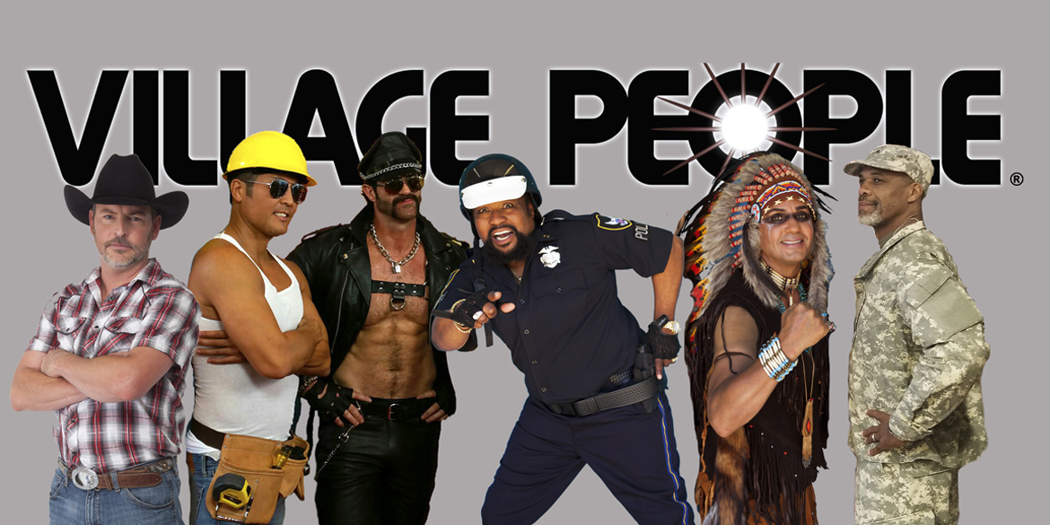 Village People - December 10, 2021